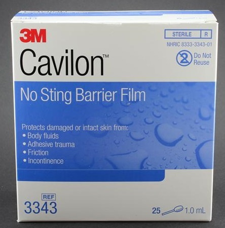 cavilon wipes how to use