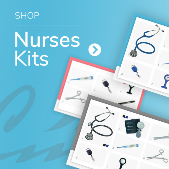Nurses Kits Homepage Tile