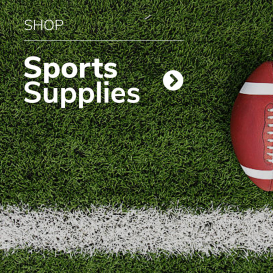 Sports Supplies Campaign Tile NEW