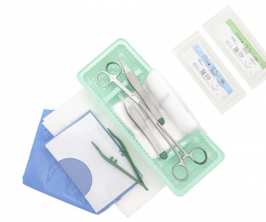 Auckland University Surgical Society - Capes Suture Kit