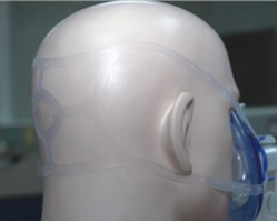 0011 Head Harness-Silicon Large