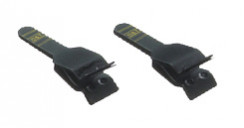 00462 S&T B-1 A Single Clamp, 8 mm, for arteries, black, 2 pcs.