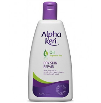 2303418 Alpha Keri Oil F/Free 500ml