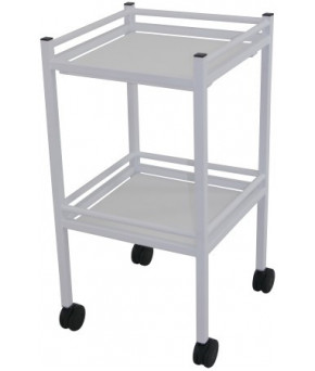 2314 Viking Dressing or Instrument trolley with two Shelves