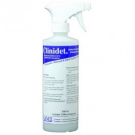 25135509 - Clinidet 500ml Dispenser (Empty Bottle)