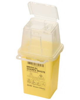 303511 - BD Sharps Containers 1.4l High Top