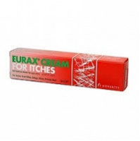 337285 Eurax Cream for itches 10% 20g tube