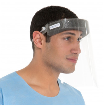 41204_Mask Visor Fluidshield Full Length