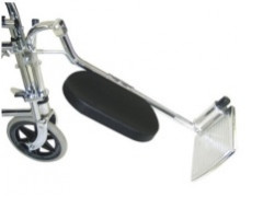 5039 Wheelchair Leg rest (L)
