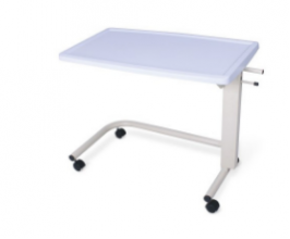 576M Roma U-base table with Spring assisted one piece antimocrobial top.PNG