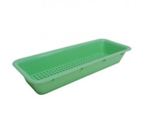 AUIN27X10GR Injection tray autoclavable