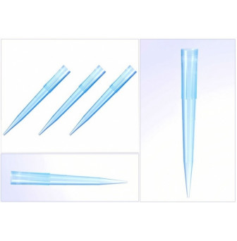 AXYT100B Pipette tips universal fit Blue pk1000
