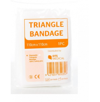 Bandage Triangular Disposable