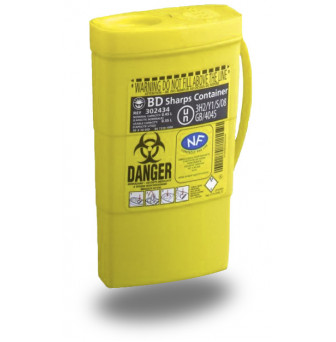 BD Sharps Container 0.45L