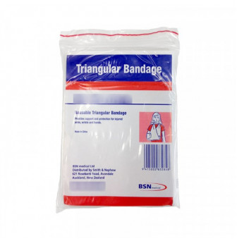 BSN Triangular Bandage LARGE Disposable 110x110x155