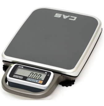 CAS-PB-Portable-Bench-Weighing-Scale-Person