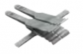 cm00326 S&T HD-D Double Approximator clamps Matte without frame