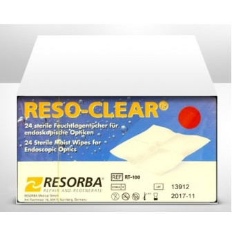 CMRT100 Resorba Resoclear Sterile Wipes