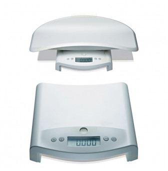 ESE354 Seca Mobile Electronic Baby Scales for with Detachable Tray for Children