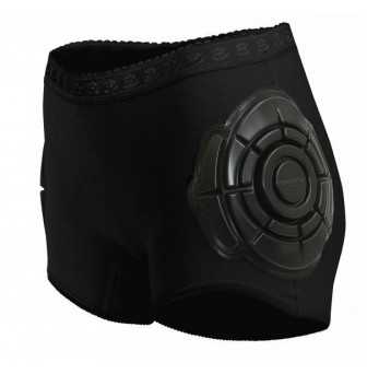 HPXSWOMENB Hip Protectors with Softshield - Women XS (8) BLACK