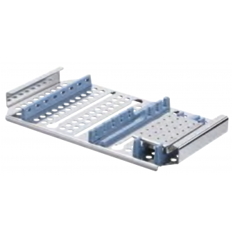 ICI-53 S&T Rack ICI-53.A for 5 Instruments up to 15cm + 3  Instruments up to 18cm with CB-1 Clamp Box
