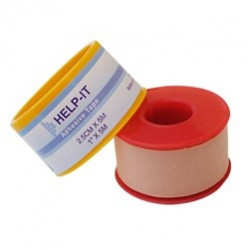 IF17 Tape Zinc Oxide 2.5cm x 5m