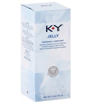 KY Lubricating Jelly 113g
