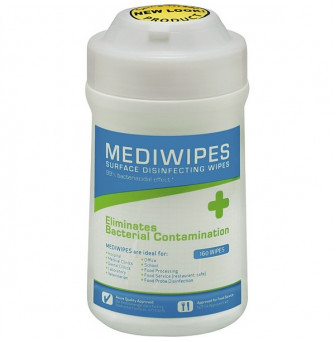 Mediwipes Surface Disinfecting Wipes