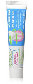 Oral Seven Moisturising Mouth Gel