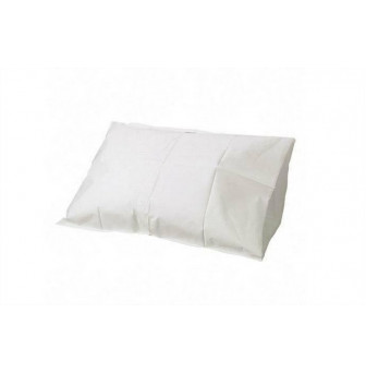 PILCASE Pillow Case Disposable 25g with 4 ties PKT 10