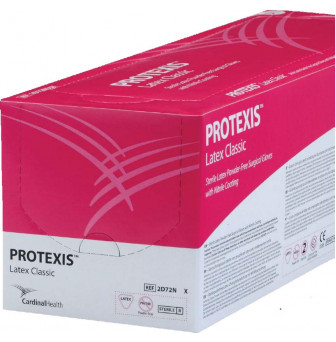 Protexis Classic Sterile Latex Powder Free Surgical Gloves
