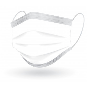 Reynard Face Mask 3ply with Earloops Level 2