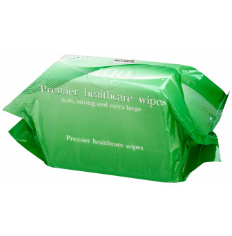 RHS309 Reynard Premier Healthcare Wipes Low Linting