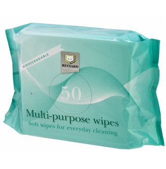RHS601 Reynard Multi-purpose Wipes (Biodegradable)