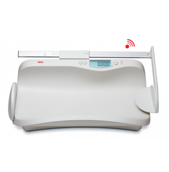 Seca 376 Seca Electronic Baby Scales with Extra Large Sided Tray 20kg