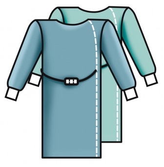 Sentinex PRO Surgical Gown NON STERILE Standard AAMI Level 2 XL