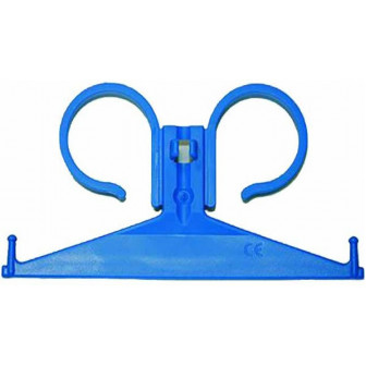 SLB-H Drainage Bag holder Blue
