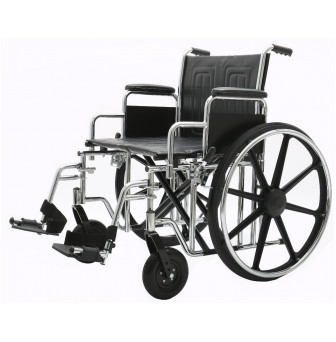 Wheelchair AML Self Propelled Bariatric 250kg