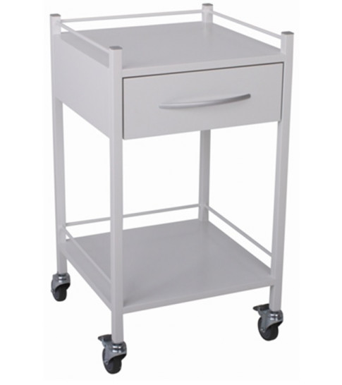 3661 Milano Dressing Trolley one drawer