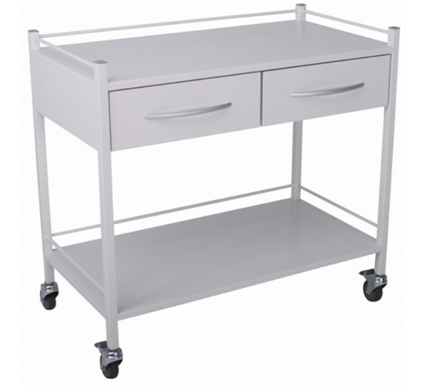 3669 Milano Dressing and Instrument trolley