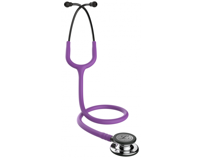 5865  3M Stethoscope Littmann Classic III Lavender with Mirror Finish