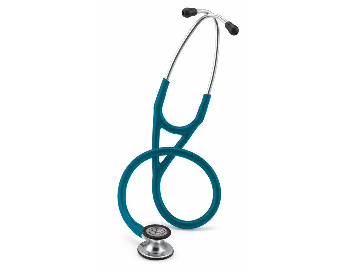 6169 3M Stethoscope Littmann Cardiology IV Caribbean Blue with Mirror Finish