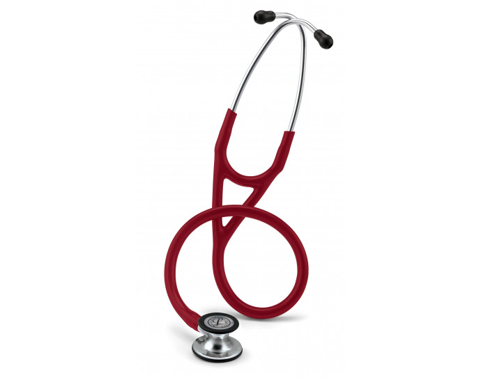 6170 3M Stethoscope Littmann Cardiology IV Burgundy with Mirror Finish