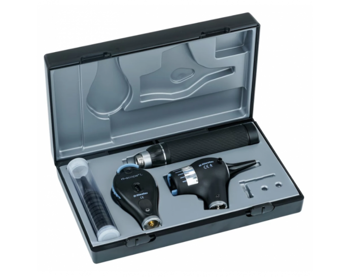 riester elite-vue otoscope ophthalmoscope 2.5V