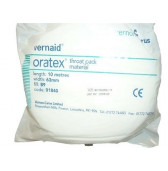 01840 Throat Pack Orotex Vernaid 10mx63mm