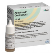 11418289190 Accutrend Control Cholesterol 1 x 1.5ml Vial