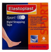 2106663 Elastoplast Sports Tape Tan 38mm x 10m