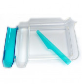 2207397 Pillcounting tray with spatula Apex