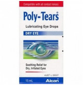 229075 Poly-Tears Eye Drops 15ml
