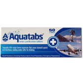 230464 Water Purifying Tabs Aqua